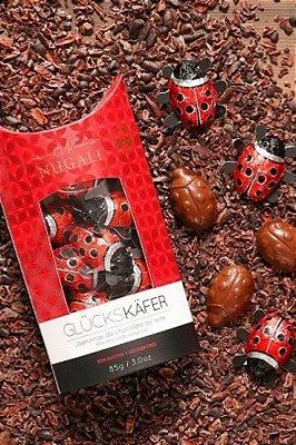 Caixinha Nugali Joaninha De Chocolate 85g