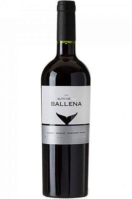 Vinho Alto De La Ballena Merlot/Cabernet Franc 2014