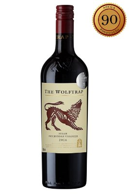 Vinho The Wolftrap Syrah 2016