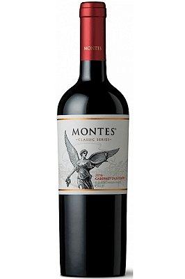 Vinho Montes Reserva Cabernet Sauvignon 2016