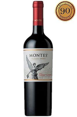 Vinho Montes Reserva Cabernet Sauvignon 2017