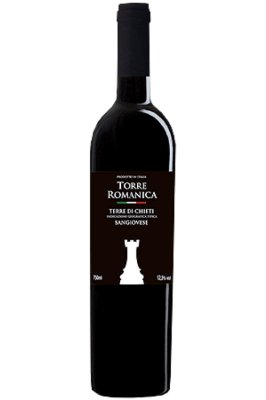 Vinho Torre Romanica Sangiovese 2019