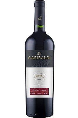 Vinho Garibaldi Reserva Cabernet Sauvignon 2018