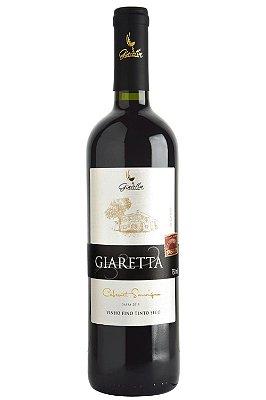 Vinho Giaretta Cabernet Sauvignon 2019