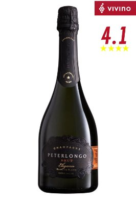 Champagne Peterlongo Elegance Brut 750 ml