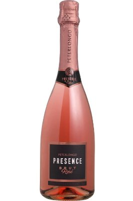 Espumante Peterlongo Presence Rose Brut 750 ml