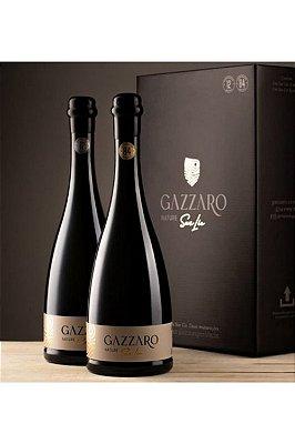 Kit Surlie 12 e 84 meses Experiêcias Gazzaro 750 ml