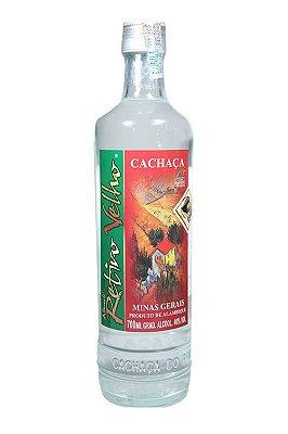 Cachaça Retiro Velho Prata Alambique 700 ml