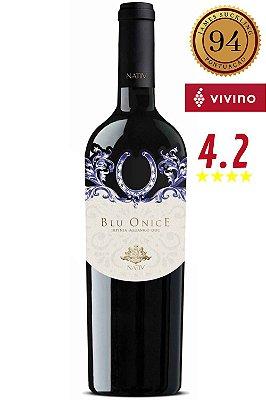 Vinho Nativ Blu Onice Irpinia Aglianico 2017