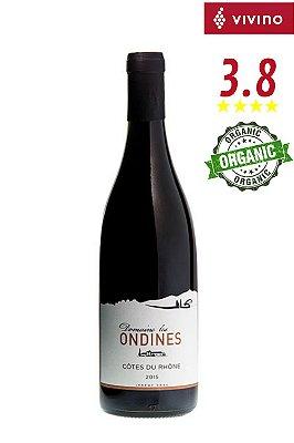 Vinho Domaine Les Ondines Côtes Du Rhône 2015