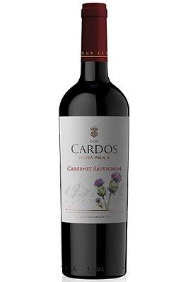 Vinho Los Cardos Cabernet Sauvignon 2017