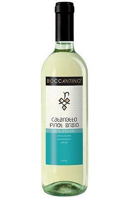 Vinho Boccantino Catarratto Pinot Grigio 2019