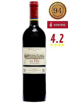 Vinho Le Dix De Los Vascos