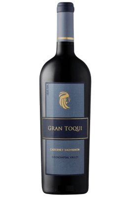 Vinho Casas Del Toqui Gran Toqui Cabernet Sauvignon 2017