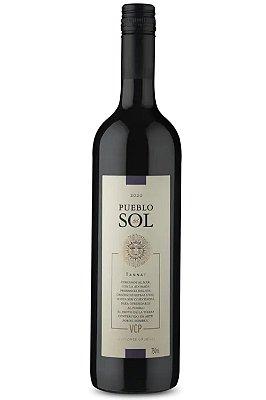 Vinho Pueblo Del Sol Tannat 2020