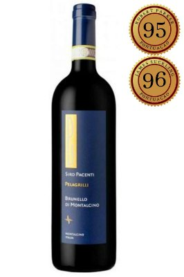 Vinho Siro Pacenti Brunello Pelagrilli 2015