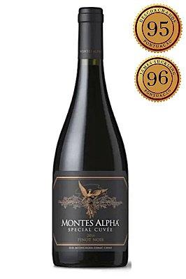 Vinho Montes Alpha Special Cuvee Pinot Noir 2017