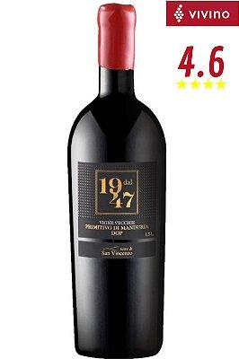 Vinho 1947 Primitivo Di Manduria 1,5L