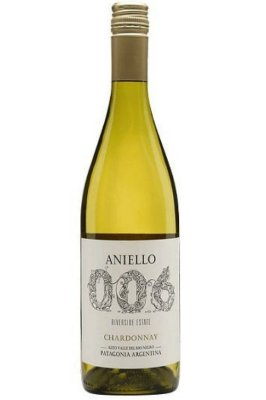 Vinho Aniello Chardonnay 006 2018