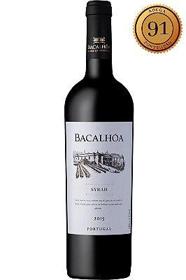 Vinho Bacalhôa Syrah