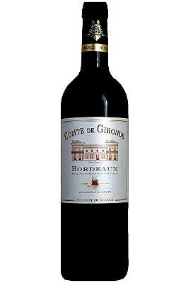 Vinho Bordeaux Comte De Gironde