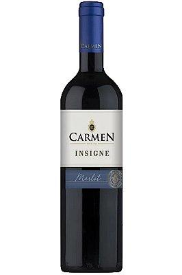 Vinho Carmen Insigne Merlot
