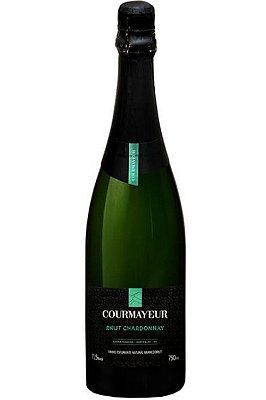 Espumante Courmayeur Brut Chardonnay