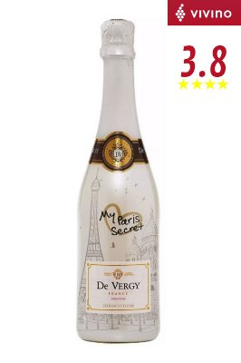 Espumante De Vergy Prestige Premium Ice Edition B. 750 ml