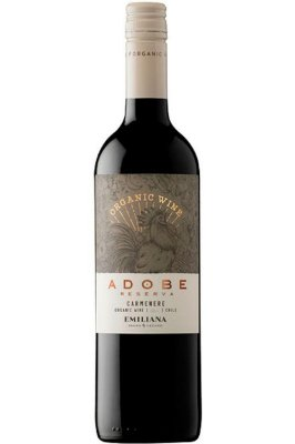 Vinho Adobe Reserva Carmenere