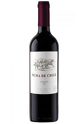 Vinho Alma De Chile Cabernet Sauvignon