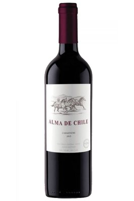 Vinho Alma de Chile Carmenere