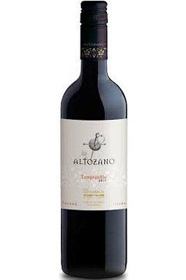 Vinho Altozano Tempranillo