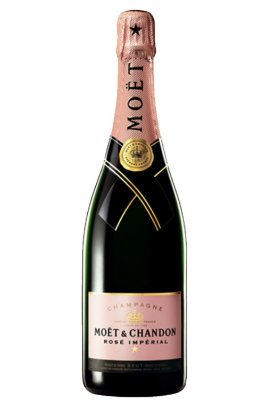 Champagne Moet Rosé Imperial