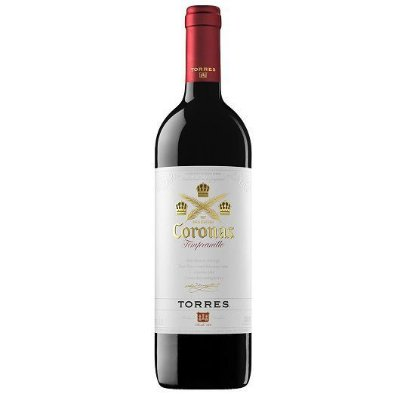 Vinho Torre Coronas Tempranillo 2017