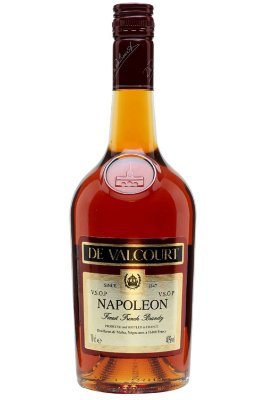 Conhaque Brandy Napoleon Valcourt VSOP
