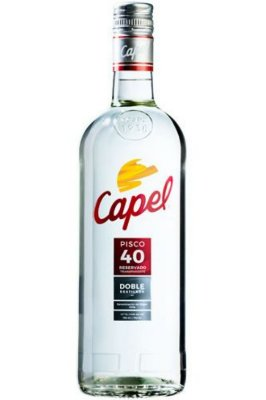 Pisco Capel Reservado