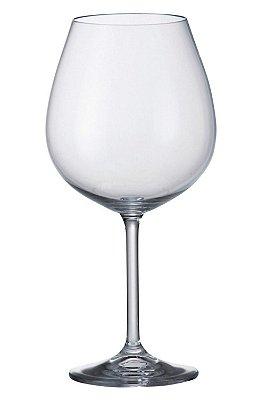 Taça Crystalite Bohemia Bordeaux 650 ml