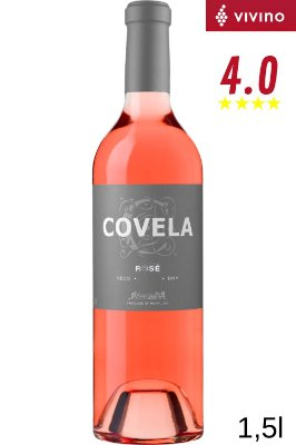 Vinho Covela Rose Magnum