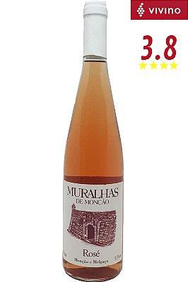 Vinho Muralhas Rosé Doc 2017
