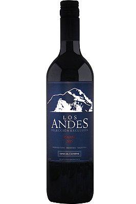 Vinho Los Andes Malbec 2018