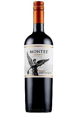 Vinho Montes Reserva Malbec 2017