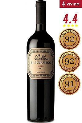 Vinho El Enemigo Malbec 2017