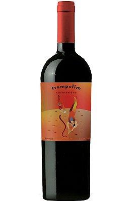 Vinho Trampolim Carmenere 2018