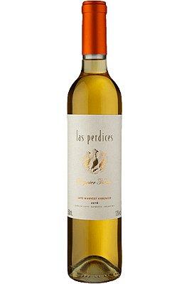 Vinho Las Perdices Late Harvest Viognier Tardio