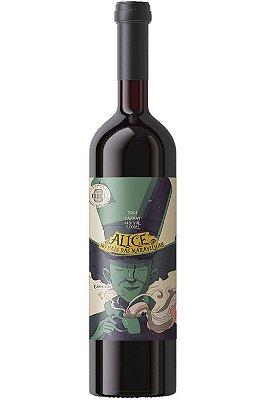 Vinho Alice No Pais Das Maravilhas Chapeleiro Malbec Premium 2018
