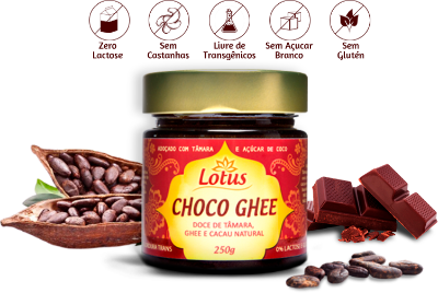 CHOCO GHEE 250g