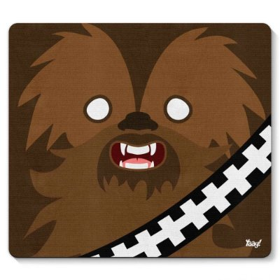Mouse Pad Geek Bacca