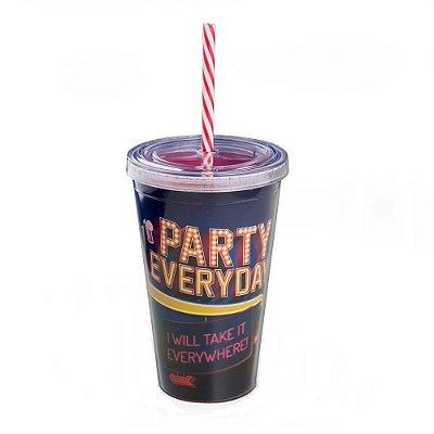 Copo Canudo Party Evereyday