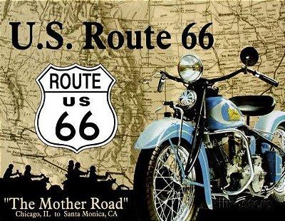 QUADRO - U.S. ROUTE 66