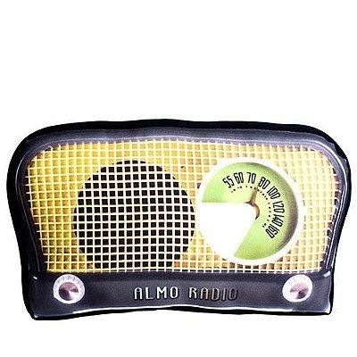 Almofada Rádio Vintage